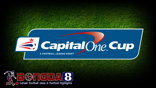 cup lien doan anh capital one cup
