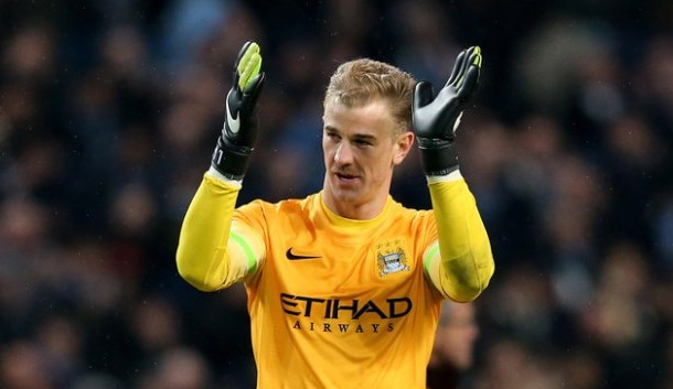 joe hart man city