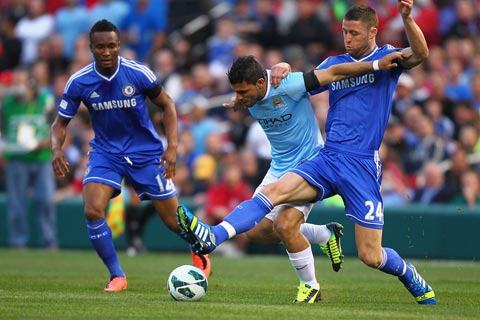 Chelsea vs Man City 1