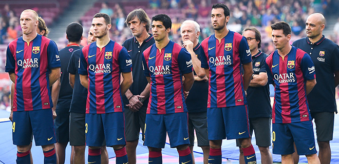 FC Barcelona v Club Leon - Joan Gamper Trophy