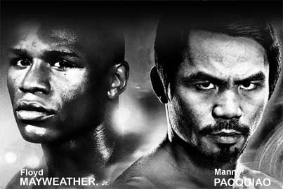 Floyd Mayweather vs Manny Pacquiao hinh anh video clip xem truc tiep