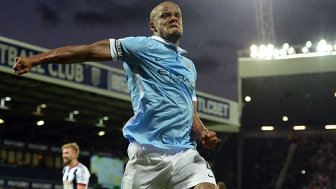 Kompany man city