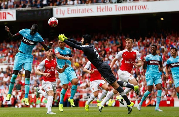 Arsenal v West Ham United - Premier League