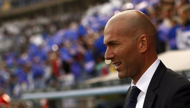 zidane real madrid hlv