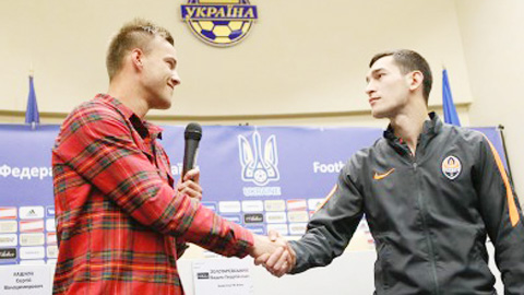 Yarmolenko vs Stepanenko ukraine
