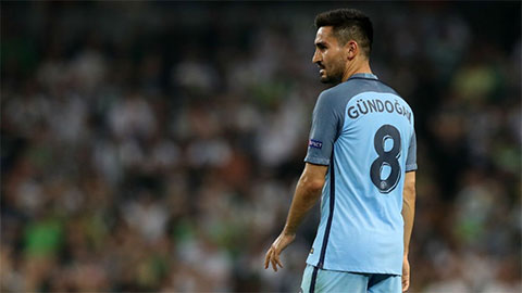 Ilkay Guendogan man city
