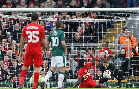 Liverpool vs Plymouth fa cup