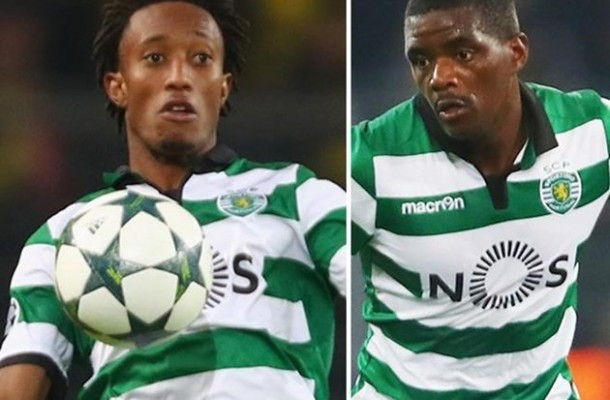Gelson Martins vs William Carvalho