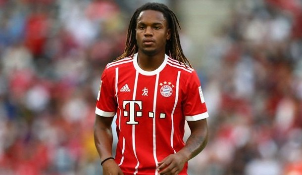 Renato Sanches bayern munich 2017