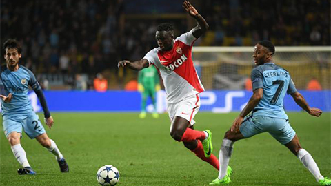 mendy  monaco vs man city