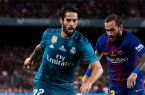 Isco real vs barca