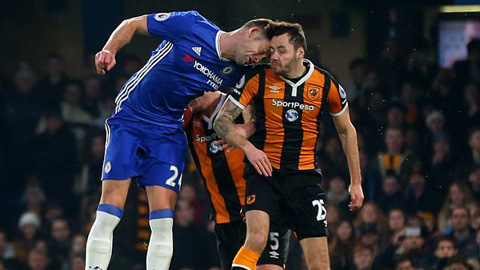 Ryan Mason hull city chan thuong dau