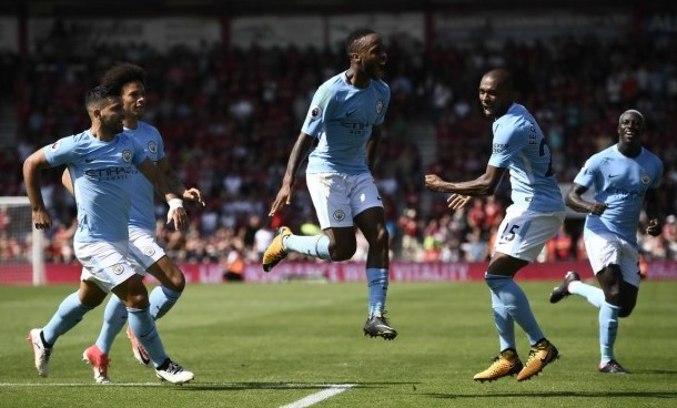 Premier League - AFC Bournemouth vs Manchester City