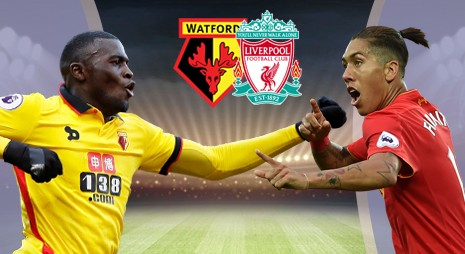 Watford vs Liverpool