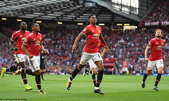 rashford mu man united