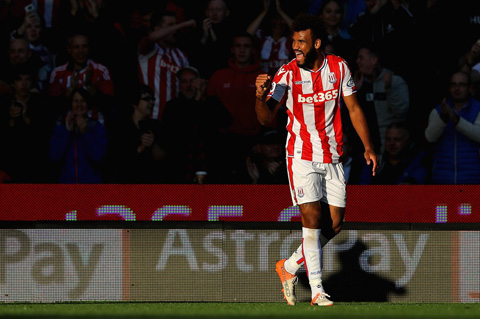 Choupo-Moting Stoke City