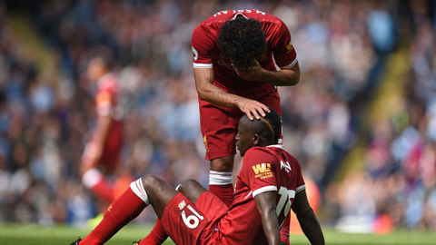 Mane Liverpool that vong