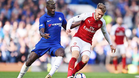 Ramsey Chelsea vs arsenal