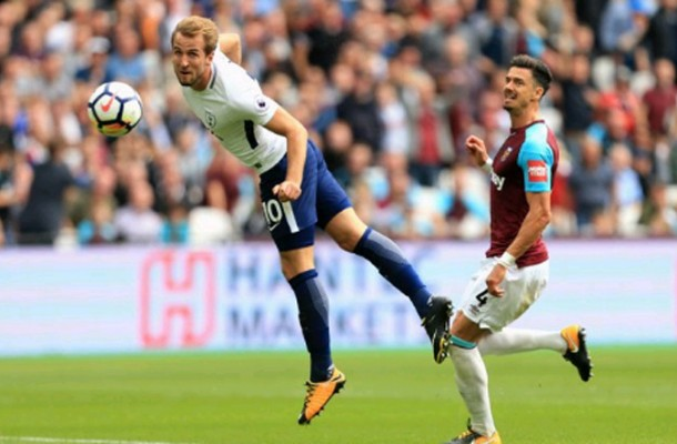 kane Tottenham vs west Ham