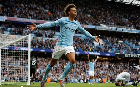 sane Man City 1
