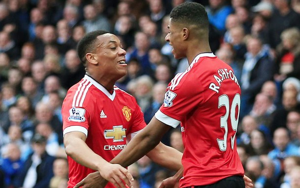 Marcus Rashford vs Anthony Martial