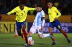 Messi Argentina vs Ecuador 2017