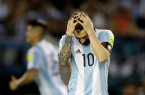 Messi argentina that vong