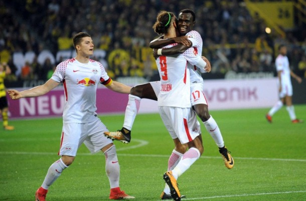 RB Leipzig chien thang