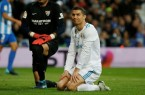 Ronaldo that vong Real vs MALAGA