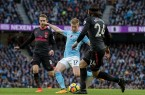de Bruyne Arsenal vs Man City