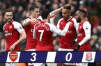 arsenal 3-0 stoke city