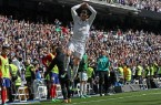 ronaldo derby madrid