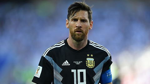 Messi that vong hong phat den Argentina WC 2018