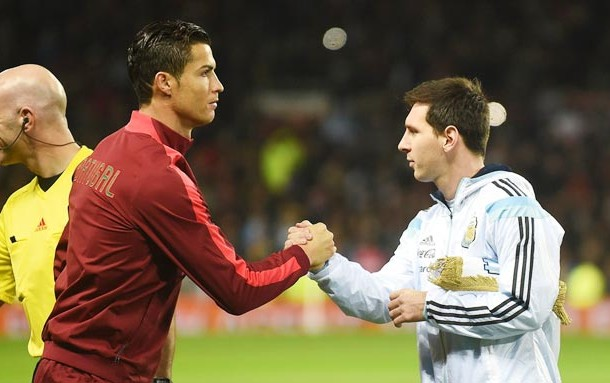messi vs ronaldo bo dao nha vs argentina