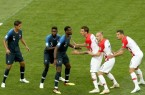 Phap vs Croatia