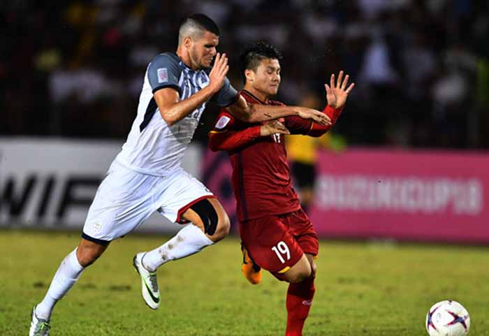 Alvaro Silva vs quang hai philippines vs viet nam